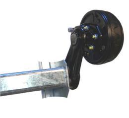 Knott 6420-6520-Serie 5-håls, 1800kg, A:1300mm