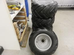 Begagnade däck till Avant 750/760
