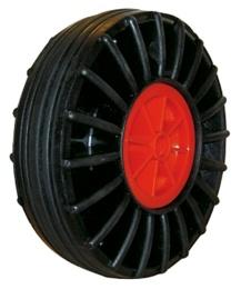 Massivgummihjul 250x60 iØ 20/75 mm