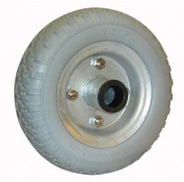 Massivgummihjul 200x60 iØ 20/85 mm