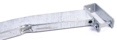 Tvärbalk bockad L 1310mm
