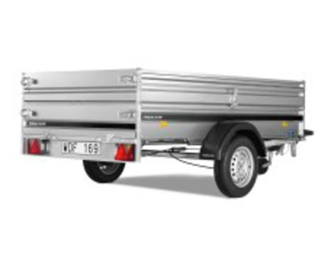 Förhöjningslämmar D-Serie 325x152x27cm