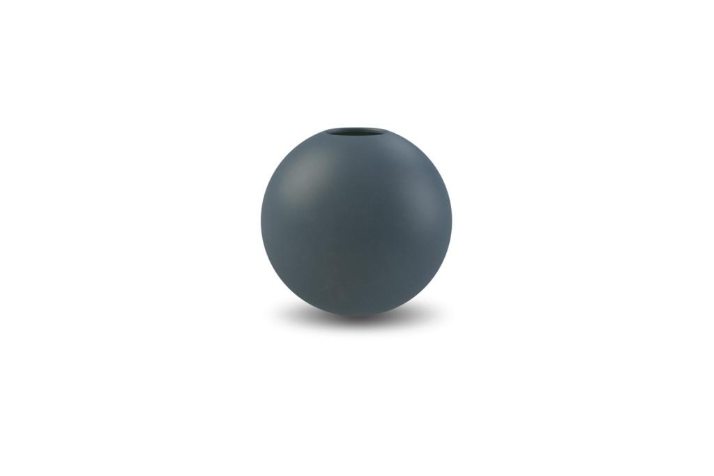 Cooee Ball Vase Midnight Blue 10 cm