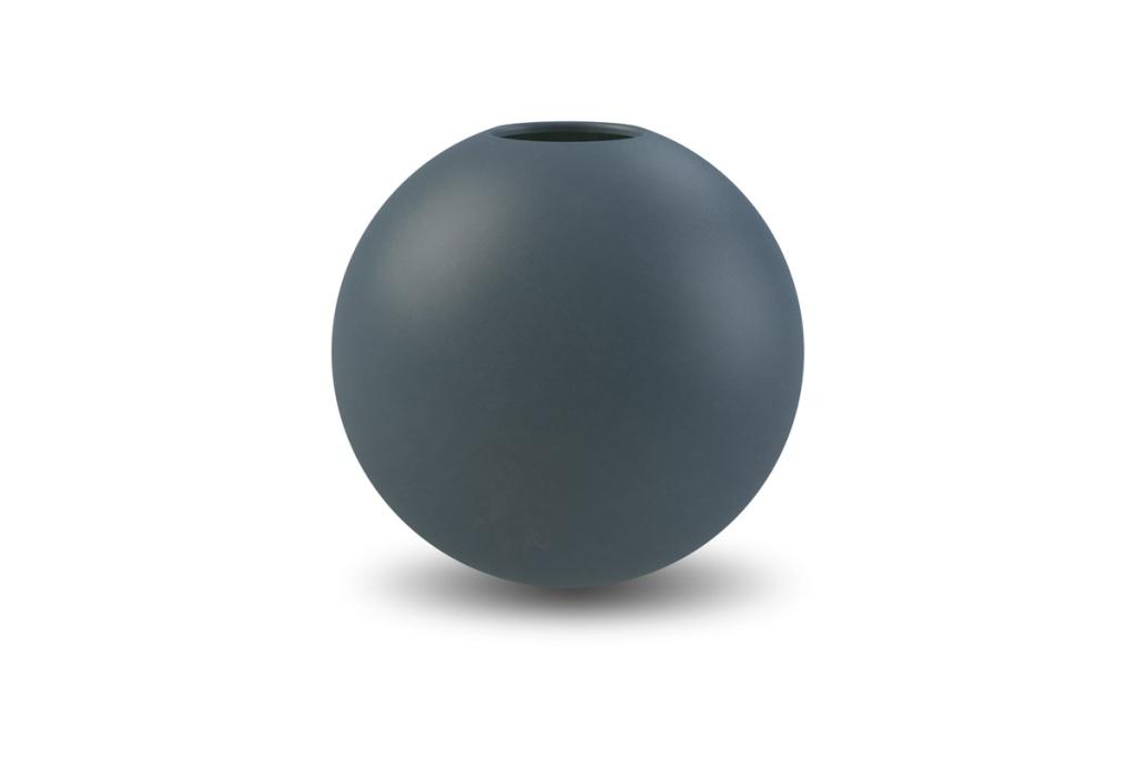 Cooee Ball Vase Midnight Blue 20 cm