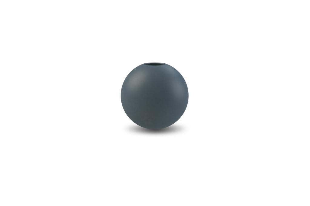 Cooee Ball Vase Midnight Blue