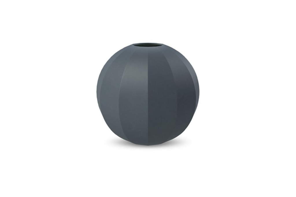 Cooee Edge Ball Vase Midnight Blue 15 cm