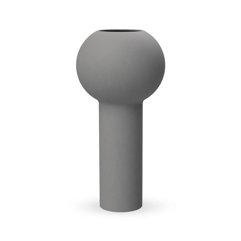 Cooee Pillar Vase Grey 32 cm