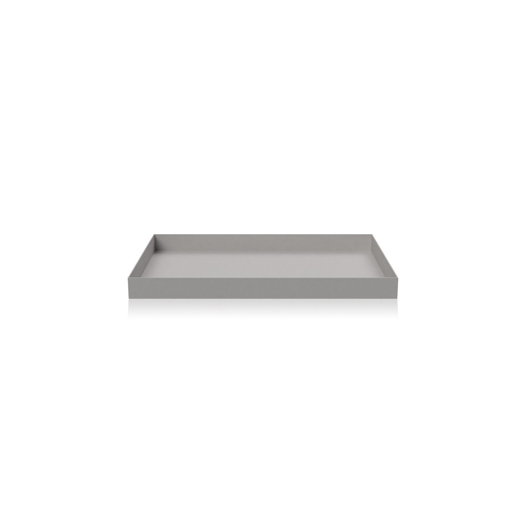 Cooee Tray Light Grey 24x17,5x2