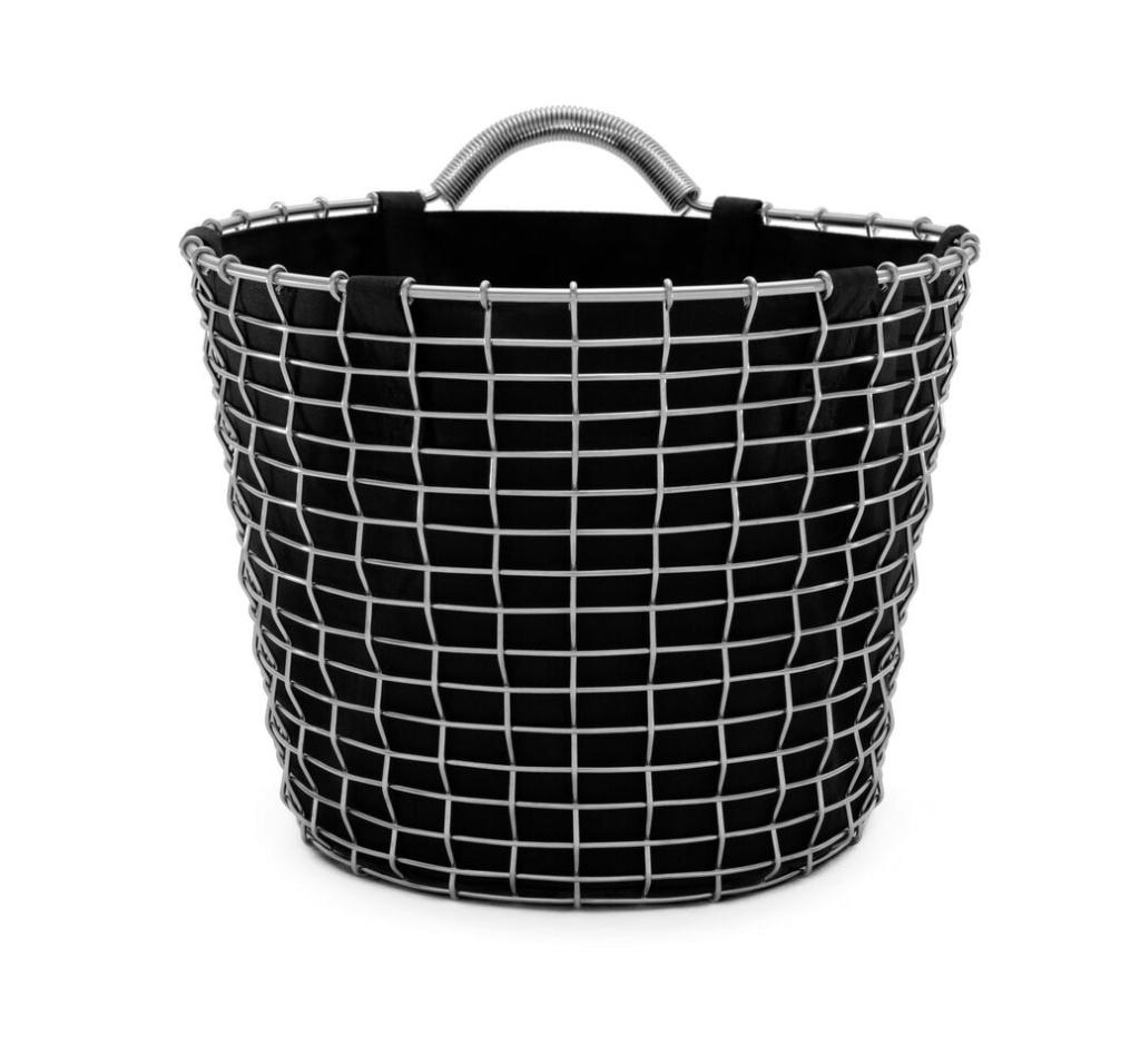 Korbo Basket Liner Svart