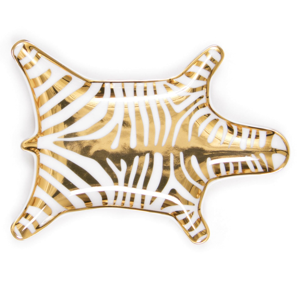 Jonathan Adler Fat Zebra Guld