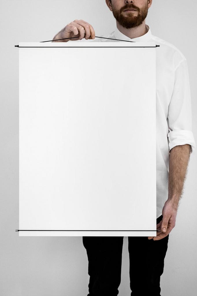 Moebe Poster Hanger