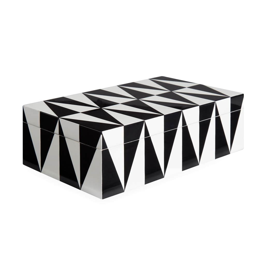 Jonathan Adler Op Art Medium Box