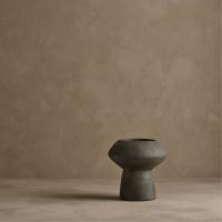 101 Copenhagen Sphere Vase Fat Dark Grey