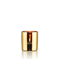 Skogsberg & Smart Hurricane Lamp Gold