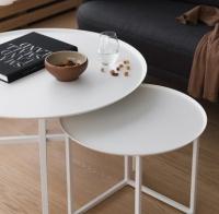 Design of Table Round Cross Vit Medium