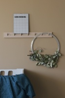 Cooee Wreath Stainless Steel 40 cm
