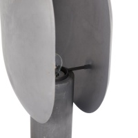101 Copenhagen Clam Table Lamp Oxidized