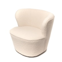 Nocturnals Charlot Lounge Chair Moonbeam