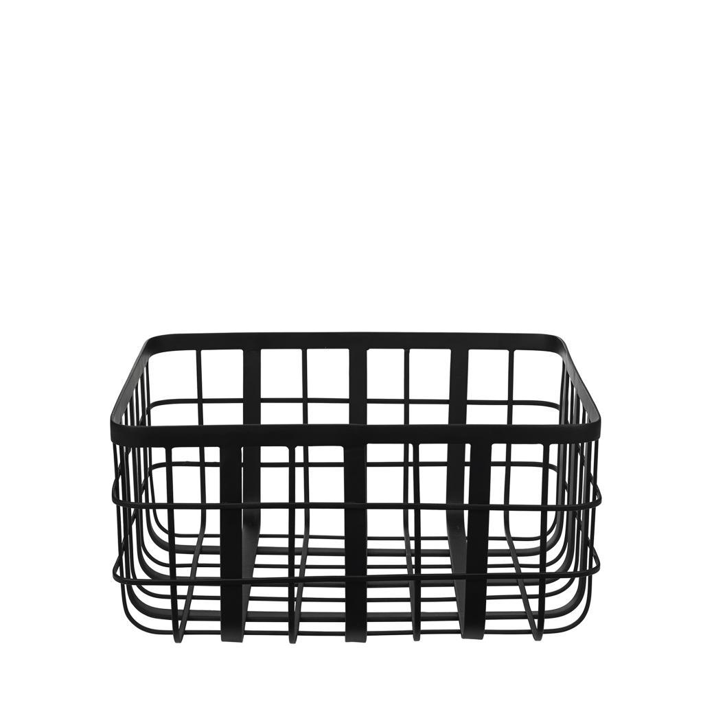 Louise Roe Metal Frame Basket