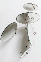 Moebe Spegel Standing Mirror Black