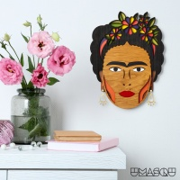 Umasqu Miss Frida Kahlo