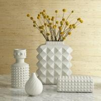 Jonathan Adler Charade Studded Vase