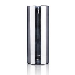 Skogsberg & Smart Hurricane Lamp Silver Lily