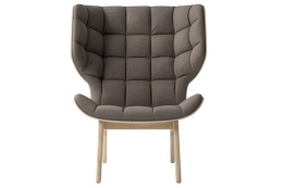 Norr11 Mammoth Chair Wool