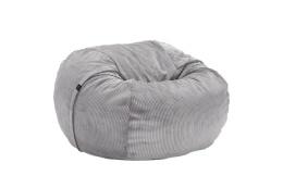 Vetsak Beanbag Medium Cord Velours Light Grey
