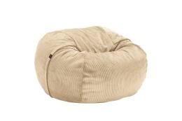 Vetsak Beanbag Medium Cord Velours Sand
