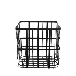 Louise Roe Metal Frame Basket Medium