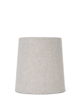 Ferm Living Lampskärm Hebe Medium Natural