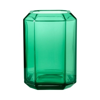 Louise Roe Jewel Vase Giant Green