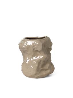 Ferm Living Tuck Vase Cashmere