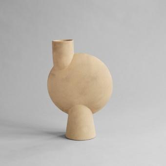 101 Copenhagen Sphere Vase Bubl Big Sand