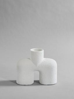 101 Copenhagen Cobra Vase Uno White