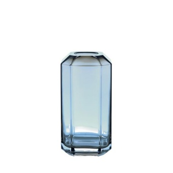 Louise Roe Jewel Vase Small Blue