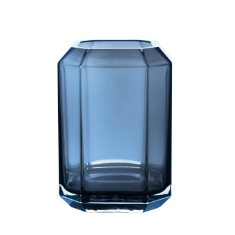 Louise Roe Jewel Vase Large Blue