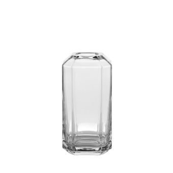 Louise Roe Jewel Vase Small Clear