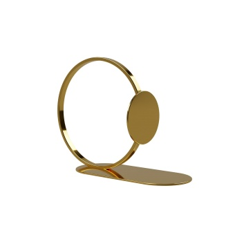 Cooee Book Ring Brass 15 cm