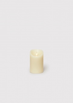 Luminara blockljus ivory 8x13 cm