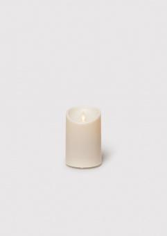 Luminara blockljus ivory 9x14 cm utomhus