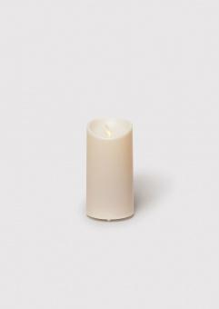 Luminara blockljus ivory 9x18 cm utomhus