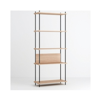 Moebe Shelving System Set 03 Tall Single