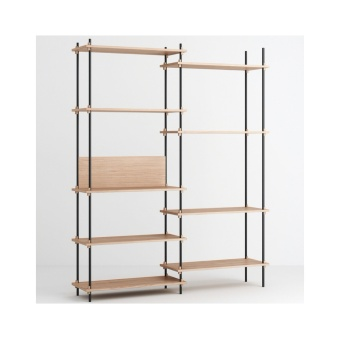 Moebe Shelving System Set 07 Tall Double