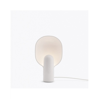 New Works Ware Table Lamp Ivory White