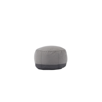 Norr11 Storm Table Pouf Dark Taupe