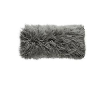 Vetsak Pillow Flokati Grå