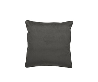 Vetsak Big Pillow Velvet Mörkgrå