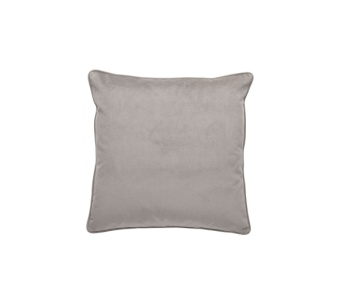 Vetsak Big Pillow Velvet Ljusgrå